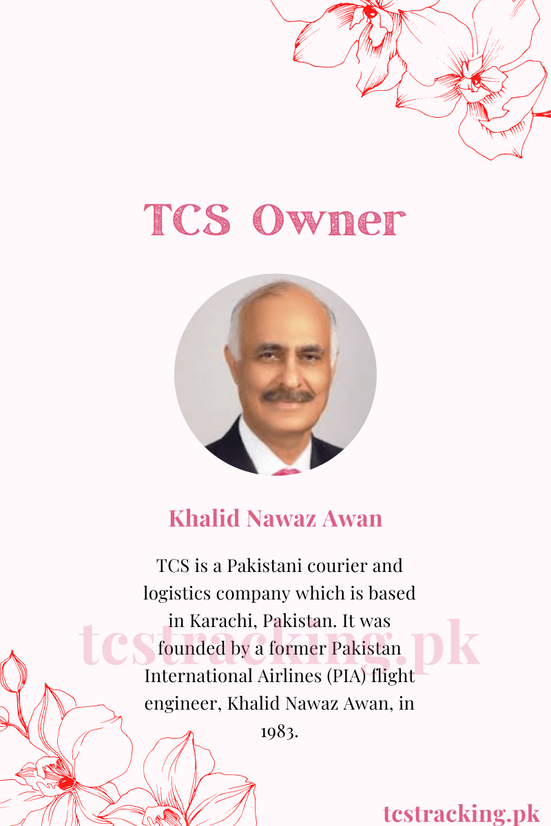 tcs tracking owner