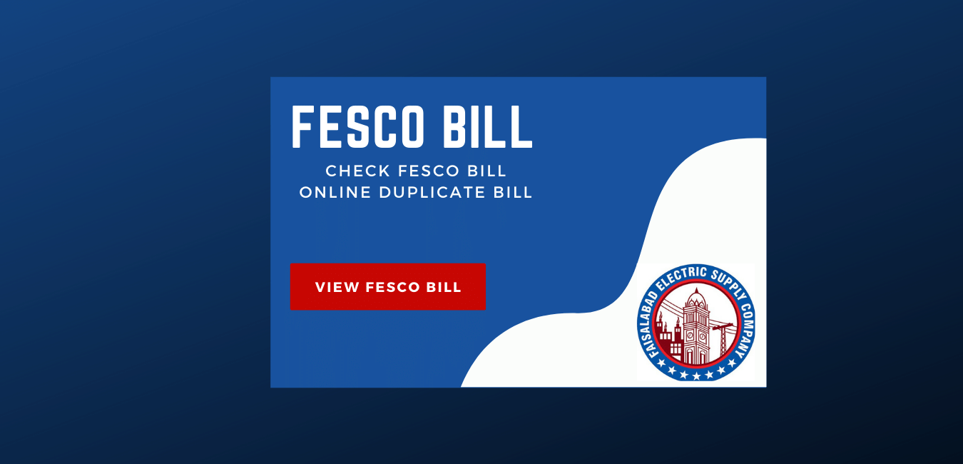 FESCO Bill