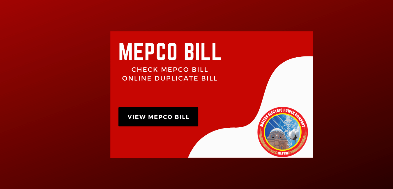 MEPCO Bill